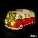 Light My Bricks : Volkswagen T1 Camper Van LED Lighting Kit