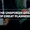 The Unspoken Skill of Great Planners