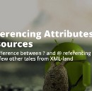 Referencing Attributes vs Resources