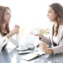 The Confidence Factor for Women: What is the cost of a coffee meeting?