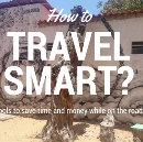How to travel smart?
