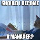 """""""Should I become a manager?"""""""