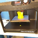 What Is A 3D Printer Doing At A Financial Institution