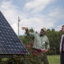 Strengthening Solar, Committing to Wind