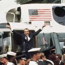 """""""What have I done?"""": The Final Hours of Richard Nixon's Presidency"""