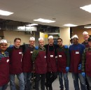 Volunteering at St. Anthony's SF