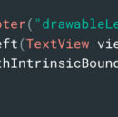 Android Gotchas: #1 Setting a Drawable on a TextView programmatically