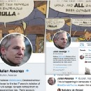 Fake Assanges Drive Far-Right Messages