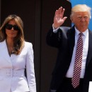 "Melania:""If He Tries To Touch Me Again, There Will Be No Need For Impeachment"""