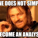 Lessons From A Career in Analytics