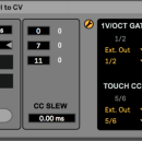 Multi Output Control Voltage Tools for Live 10