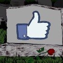 The Etiquette of 'Liking' Bad News on Facebook