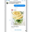 Introducing the Pinterest chat extension and bot for Messenger