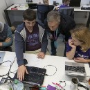 TELIA HUB IoT hackathon business ideas: from virtual office assistant to new generation insurance…