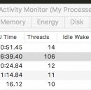Limit Dropbox and others on macOS from taking 100% CPU