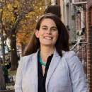 Reporter-turned-politician Elizabeth Fiedler seeks to represent the 184th district.