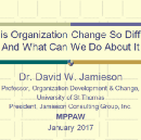 Organizational Change Built to Change