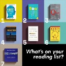 Booklist #2: Books to Change Your Mindset