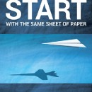 We All Start With the Same Sheet of Paper
