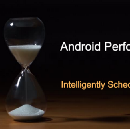Schedule tasks and jobs intelligently in Android
