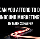 Can you afford to do inbound marketing?
