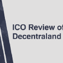 ICO Review of DECENTRALAND (MANA tokens on Ethereum)