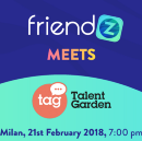 Friendz opens you the door to the future of cryptocurrency: Milan, 21 February