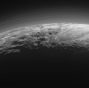 The haze of Pluto may have strong similarities with the one of Titan