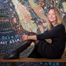 Ending a client meeting at the perfect time, according to Paula Scher