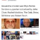 Archives of Alexandria shooter's pro-Maddow, Democrat Facebook