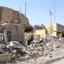 Beyond ISIS: struggling to survive in eastern Anbar