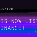 CND is now listed on Binance