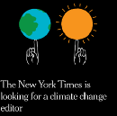 "I Told The New York Times: ""It's time for a whole new approach to climate journalism!"""