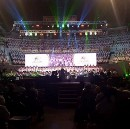 Charities and World Record for Largest Gospel Choir at the 35th Ang Dating Daan Anniversary