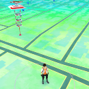 Playing Pokémon Go before it's released in your country