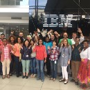 Great start to our CSC Johannesburg adventure & learning: a visit to the IBM office and the Nelson…