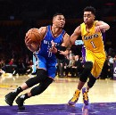 Lakers confident Russell Westbrook will demand trade to LA after signing $85 million contract with…