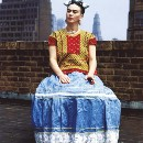 Me, Frida and Our Broken Columns
