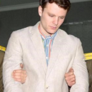 News Update : the real reason for Warmbier's arrest was wrapping his shoes in a day-old news paper!