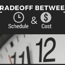 Tradeoff Between Schedule & Cost in Web Development