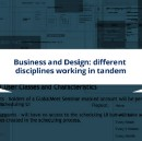Business and Design: How different disciplines work in tandem and what does that mean for a design…