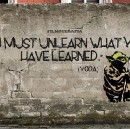 The importance of unlearning