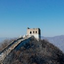 Going Wild on The Great Wall of China