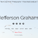 New Website for photos and videos