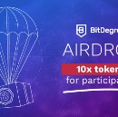 BitDegree Referral Program is on! 10X MORE Tokens for Airdrop Participants!
