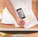 6 Steps in A Common UX Design Process