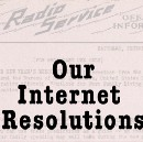 Our Internet Resolutions