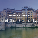 Out of Office: Florence, Italy