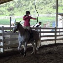 Mounted Archery! Who knew?!