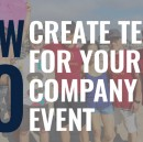How to create teams for your company event